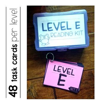 Reading Kits - LEVEL E