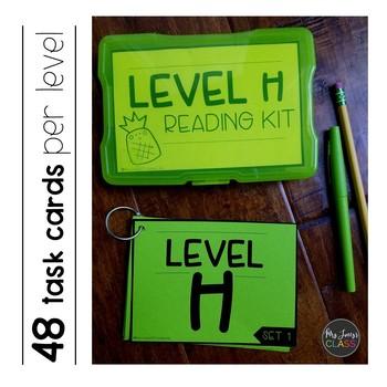 Reading Kits - LEVEL H