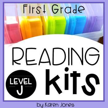 Reading Kits - LEVEL J