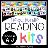 Reading Kits *MEGA BUNDLE* Levels A-J