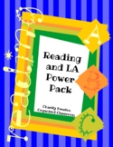 Reading LA Menu Pack