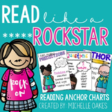 Read Like a Rock Star: Anchor Charts