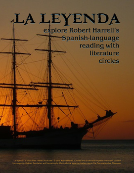 Reading: La Leyenda by Robert Harrell