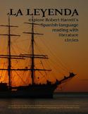 Reading: La Leyenda by Robert Harrell #COVID19WL