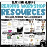 Reading Launch Resources {Pre-Sale}