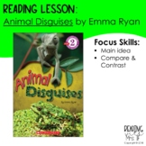 Reading Lesson: Animal Disguises