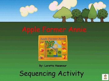 Reading Lesson - Apple Farmer Annie
