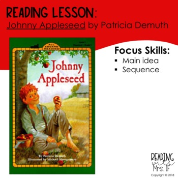 Reading Lesson: Johnny Appleseed