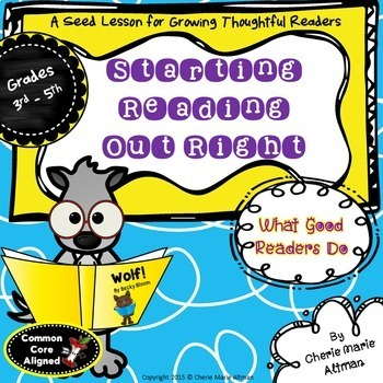 Reading Strategies: Accuracy, Fluency, Comprehension - Launching Reading