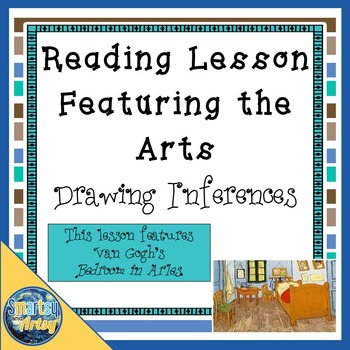 Reading Lesson Plan Featuring the Arts Drawing Inferences