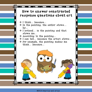 Reading Lesson Plan Featuring the Arts  Making Predictions