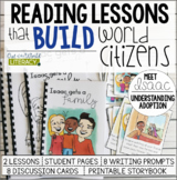 Reading Lessons that Build World Citizens FREE for a LIMITED TIME
