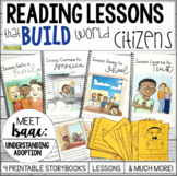 Reading Lessons that Build World Citizens: Meet Isaac