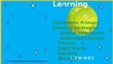 Reading PPT Lessons + more: Lev. 2 Wk 1: ck final consonants vocab & practice