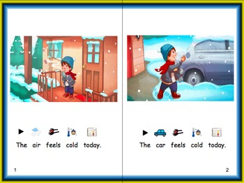 Reading Level B (Reading A-Z Book) Modified Text & Comprehension