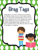 Reading Level Brag Tags