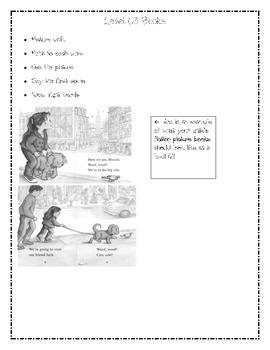 Reading Level Descriptors: C/3