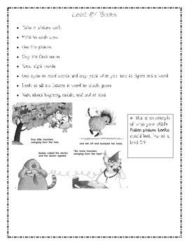 Reading Level Descriptors: D/4