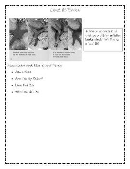 Reading Level Descriptors: I/16