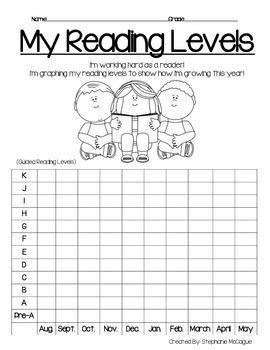 Reading Level Goal Sheet
