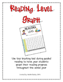 Reading Level Graph {1st Grade}
