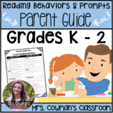 Reading Level Guide for Parents - Distance Learning Tool