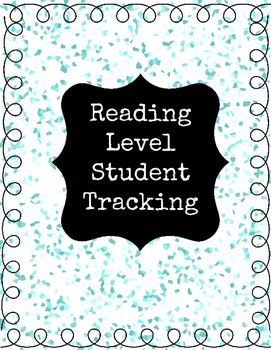 Reading Level Tracker
