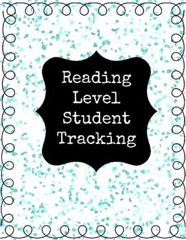 Reading Level Tracker