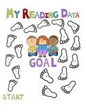 Reading Level Tracker - Student Data Chart