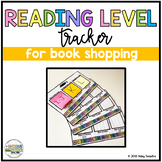 Reading Level Tracker for Book Shopping