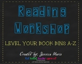Reading Levels A-Z