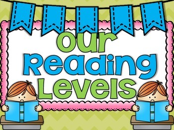 Reading Levels Display