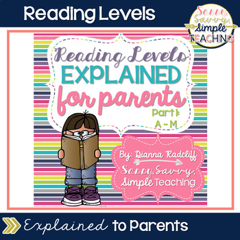 Reading Levels Explained for Parents [Levels A-M]