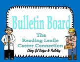 How Reading Lexiles  Relate to Careers: Posters