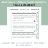 Reading & Listening Comprehension: Speech Therapy Tools fo