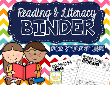 Reading & Literacy Student Binder