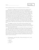 RL 5.1 Assessment