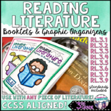 Reading Literature Booklet and Graphic Organizers