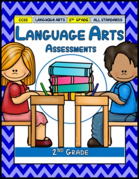 2nd Grade Language Arts Assessments