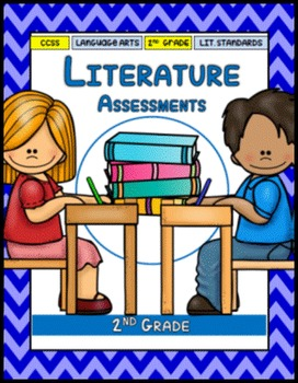 Reading Literature Assessments for 2nd (Second) Grade