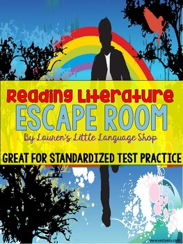Reading Literature Escape Room
