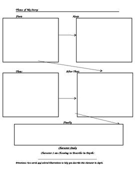 Reading Literature, Grade 4, Common Core Activity Menu/Literacy Centers