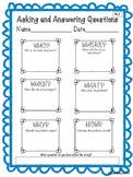 Reading Literature Graphic Organizer Sample