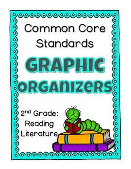 ELA Reading Literature: Common Core Aligned- Graphic Organizers