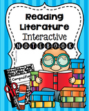 Reading Literature Interactive Notebook