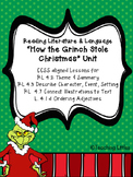 "Reading Literature & Language ""How the Grinch Stole Christ"