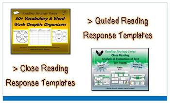 Reading Literature Resource Bundle Common Core