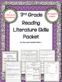 Reading Literature Skills Close Read Packet