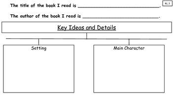Reading Literature Strategies K-2