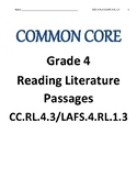 Reading Literature Text RL.4.3